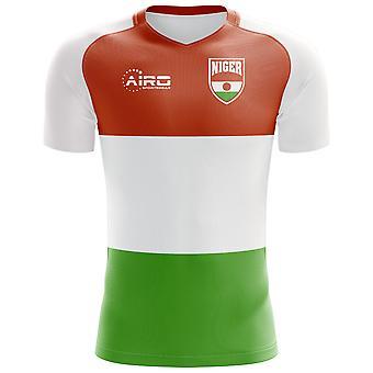 2018-2019年ニジェール ホーム コンセプト サッカー シャツ
