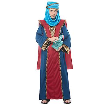 Balthasar The Wise Man Three King Christmas Biblical Religious Boys Costume