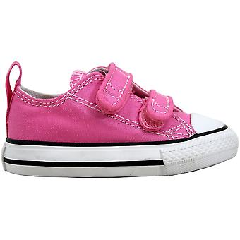 Converse Chuck Taylor 2V OX Pink 709447F Toddler