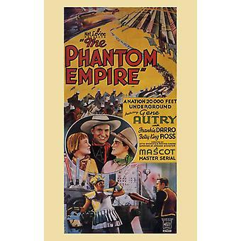 El Imperio fantasma Movie Poster (11 x 17)