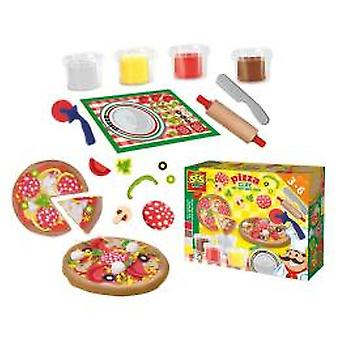 SES Clay Make Pizzas 00445