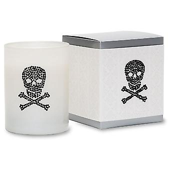 Primal Elements Icon Candle Skull & Bones