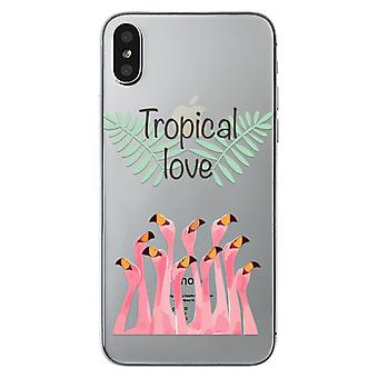 Tropical Love - iPhone X / XS