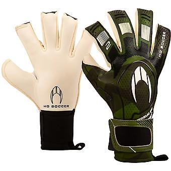 HO SUPREMO PRO ROLL/NEG ARMY Goalkeeper Gloves Size