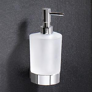 Gedy Kent Soap Dispenser Chrome 5581 13