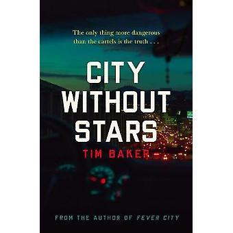 Byen uten stjerner av Tim Baker - 9780571338337 bok