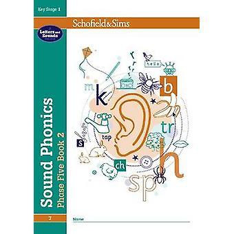Sound Phonics Phase Five Book 2 by Carol Matchett - 9780721711508 Book