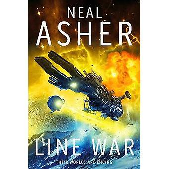 Line War by Line War - 9781509868391 Book
