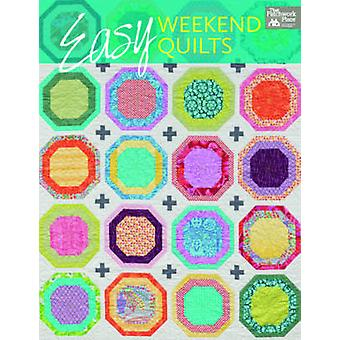 Easy Weekend Quilts by That Patchwork Place - 9781604683936 Book