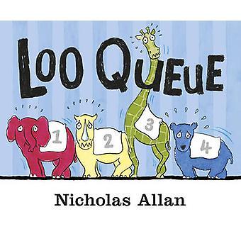 La cola de Loo por Nicholas Allan - libro 9781782953999