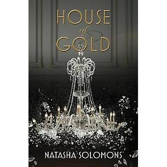 House of Gold by Natasha Solomons - 9781786330086 Book