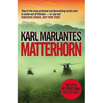Matterhorn - A Novel of the Vietnam War (Main) by Karl Marlantes - 978