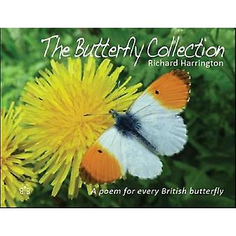 The Butterfly Collection by Richard Harrington - 9781908241566 Book
