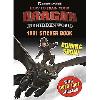 How to Train Your Dragon The Hidden World - 1001 Stickers by How to Tr