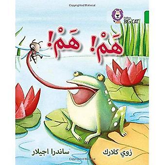 Collins Raubkatze Arabisch - Hum Hum: Stufe 5
