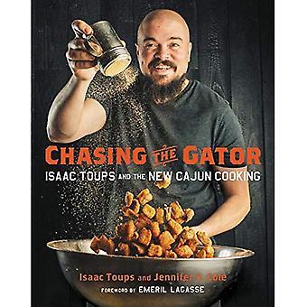 Inseguendo il Gator: Isaac Toups e la nuova cucina Cajun