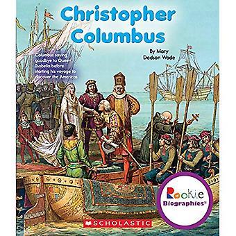 Christopher Columbus (Rookie-Biographien)