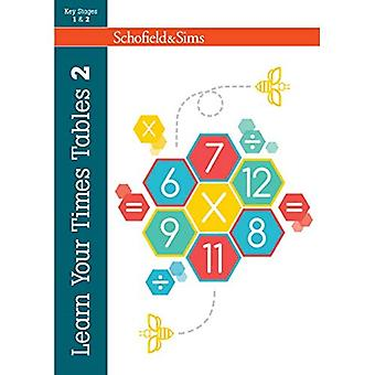 Learn Your Times Tables: Bk. 2