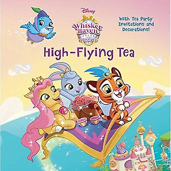High-Flying Tea (Disney Palace Pets: Whisker Haven Tales) (Pictureback(r))