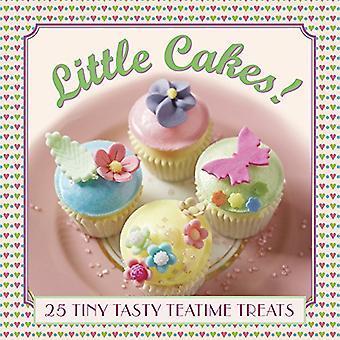 Små kakor!: 25 små godsaker av Tea-Time