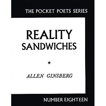 Reality Sandwiches (Pocket Poets)