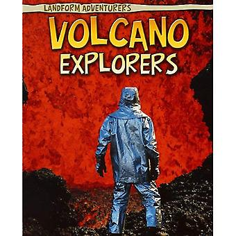 Volcano Explorers (Landform Adventurers)