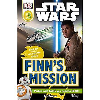 DK Readers L3: Star Wars: Finn's Mission
