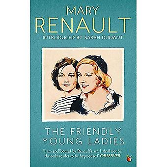 The Friendly Young Ladies: A Virago Modern Classic (VMC)