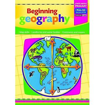 Beginning Geography: Map Skills - Landforms and Waterbodies - Continents and Oceans (Exploring geography)