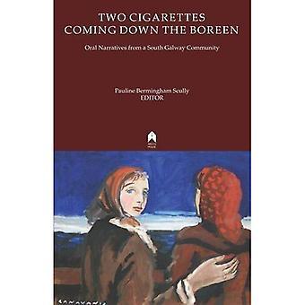 Dos cigarrillos bajando el Boreen: narrativas orales de una comunidad de Galway del sur