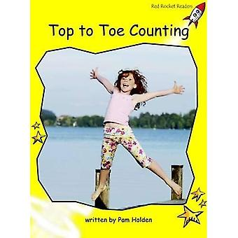Top to Toe Counting: Level 2: Early (Red Rocket Readers: Non-fiction Set B)