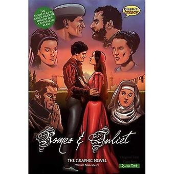 Romeo and Juliet the Graphic Novel: Quick Text: US English