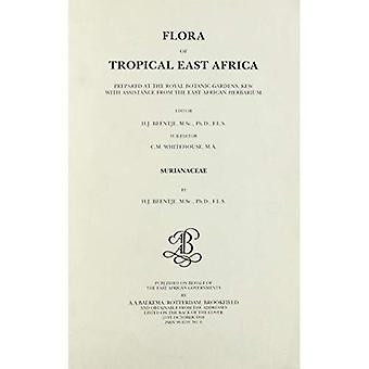Flora av tropiska Östafrika: Surianaceae