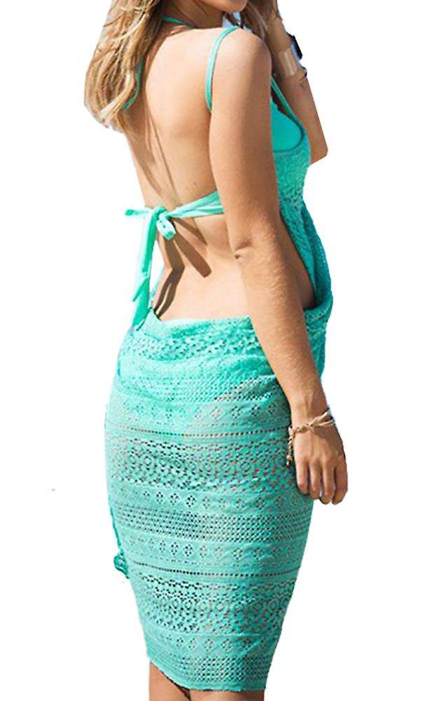 Waooh - Sarong Summer crochet and embroidery Pilien