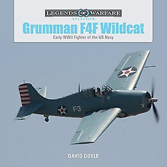 Grumman F4F Wildcat: Early WWII Fighter of the US Navy