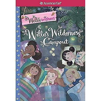 Willa's Wilderness Campout (WellieWishers)