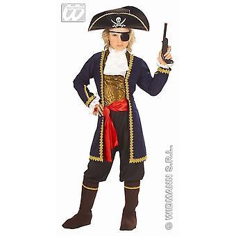 Børns kostumer børn pirat af de 7 have
