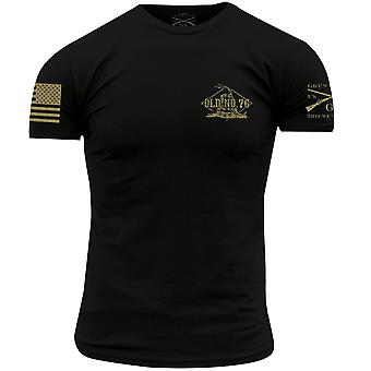 Grunt Style Old No. 76 T-Shirt - Black