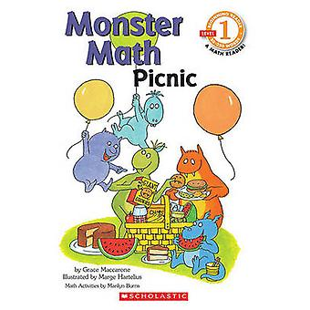 Scholastic Reader Level 1 - Monster Math Picnic by Grace Maccarone - M