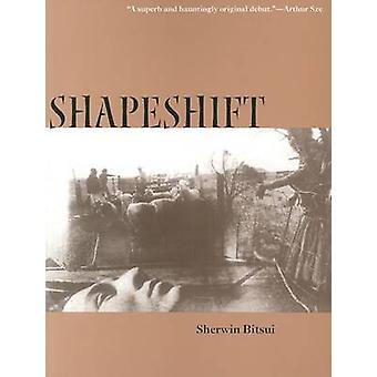 Shapeshift by Sherwin Bitsui - 9780816523429 Book