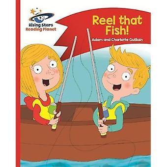 Reading Planet - Reel that Fish! - Red B - Comet Street Kids by Adam G