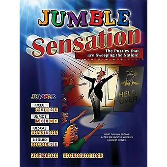 Jumble(r) Sensation - The Puzzles That Are Sweeping the Nation! by Tri