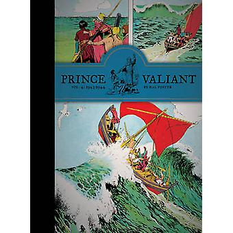 Prince Valiant - v. 4 - 1943-1944 by Hal Foster - 9781606994559 Book