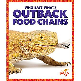 Outback Food Chains by Rebecca Pettiford - 9781620315774 Book