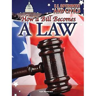 How a Bill Becomes a Law by Kyla Steinkraus - 9781627178044 Book