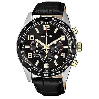 Citizen heren horloge Basic Chrono AN8166-05E
