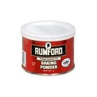 Rumford Aluminum Free Baking Powder 4 oz Can 2 Pack
