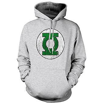 Kids Hoodie - Green Lantern Logo - Comic Hero