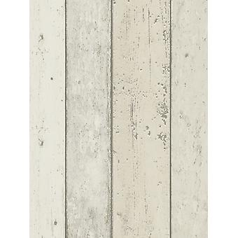 New England Natural Wood Effect Wallpaper AS Creation 8951-10