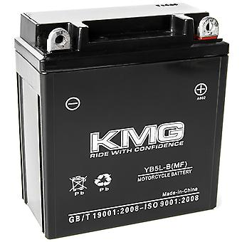 KMG 12 Volts 5Ah Replacement Battery for Suzuki T305 1969